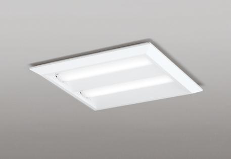【最大44倍!大感謝祭】オーデリック XL501016P2D(LED光源ユニット別梱) ベースライト LEDユニット型 直付/埋込兼用型 非調光 温白色 ルーバー無