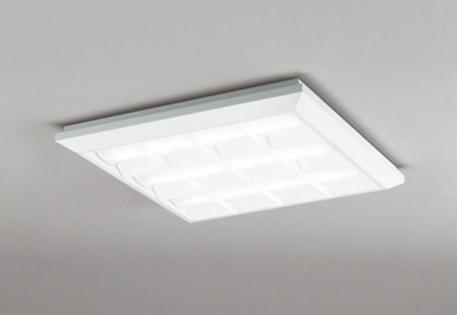 【最安値挑戦中!最大25倍】オーデリック XL501038P3C(LED光源ユニット別梱) ベースライト LEDユニット型 直付/埋込兼用型 非調光 白色 ルーバー付
