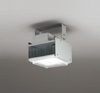 【最安値挑戦中!最大25倍】オーデリック XL501050 ベースライト 高天井用照明 LED一体型 PWM調光 昼白色 調光器・信号線別売 マットシルバー