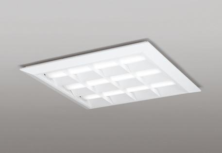 【最安値挑戦中!最大25倍】オーデリック XL501052P1B(LED光源ユニット別梱) ベースライト LEDユニット型 直付/埋込兼用型 非調光 昼白色 ルーバー付