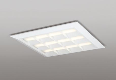 【最安値挑戦中!最大25倍】オーデリック XL501052P1E(LED光源ユニット別梱) ベースライト LEDユニット型 直付/埋込兼用型 非調光 電球色 ルーバー付