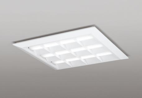 【最安値挑戦中!最大25倍】オーデリック XL501053P1B(LED光源ユニット別梱) ベースライト LEDユニット型 直付/埋込兼用型 PWM調光 昼白色 調光器・信号線別売 ルーバー付