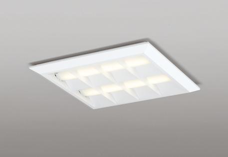 【最安値挑戦中!最大25倍】オーデリック XL501055P2E(LED光源ユニット別梱) ベースライト LEDユニット型 直付/埋込兼用型 PWM調光 電球色 調光器・信号線別売 ルーバー付