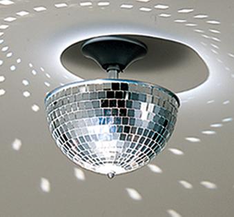 【最安値挑戦中!最大25倍】演出照明 オーデリック OE855341 半球ミラーボール(角鏡)