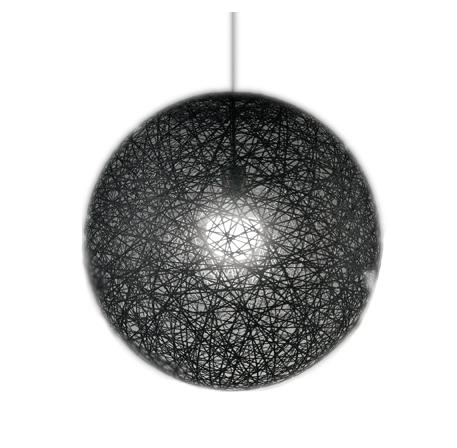 【最安値挑戦中!最大25倍】オーデリック OP252333ND ペンダント LED電球ボール球形12.2W 昼白色 非調光 引掛シーリング 樹脂糸・木綿糸 黒コード ブラック [∀(^^)]