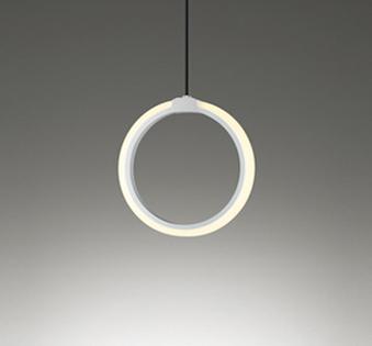 【最安値挑戦中!最大25倍】オーデリック OP252526 ペンダントライト LED一体型 電球色 非調光 ホワイト プラグ