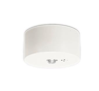 【最安値挑戦中!最大25倍】オーデリック OR036109P1 LED非常灯 LED一体型 高天井用(~10m) 昼白色 自己点検機能付 電池内蔵形 天井面取付 ホワイト