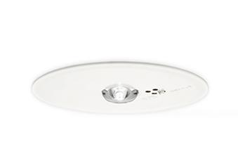 【最安値挑戦中!最大25倍】オーデリック OR036608P1 LED非常灯 LED一体型 中天井用(~6m) 昼白色 自己点検機能付 電池内蔵形 埋込穴φ150 ホワイト [(^^)]