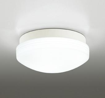 【最大44倍お買い物マラソン】オーデリック OW269015ND(ランプ別梱包) 業務用バスルームライト LED電球フラット形 昼白色 非調光 FCL30W相当 オフホワイト
