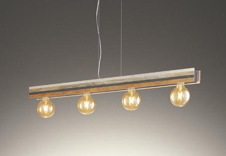 【最安値挑戦中!最大25倍】オーデリック OC257144LC(ランプ別梱) ペンダント LEDランプ 連続調光 電球色 調光器別売 チャコールグレー