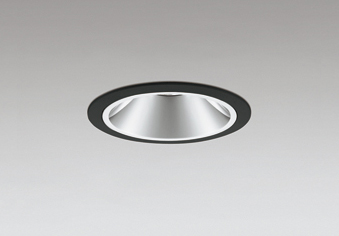 【最大44倍お買い物マラソン】オーデリック XD403576 ユニバーサルダウンライト LED一体型 温白色 電源装置別売 埋込穴φ100 ブラック