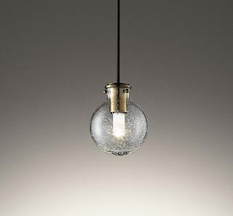 【最安値挑戦中!最大25倍】オーデリック OP252479LD2(ランプ別梱) ペンダントライト LEDランプ 非調光 電球色 フレンジタイプ 透明・泡入