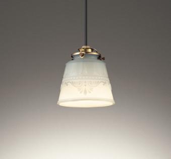 【最安値挑戦中!最大25倍】オーデリック OP252648LC(ランプ別梱) ペンダントライト LEDランプ 連続調光 電球色 調光器別売 プラグタイプ ミルクホワイト
