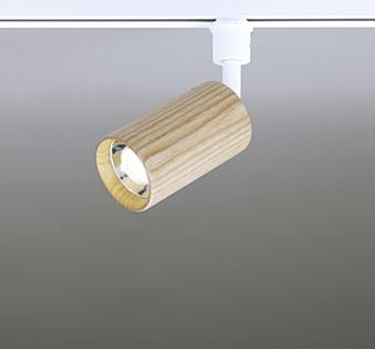 【最安値挑戦中!最大25倍】オーデリック OS256058WD スポットライト LEDランプ 非調光 温白色 回転350度 マットホワイト/木材クリア