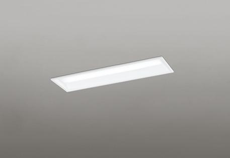 【最大44倍お買い物マラソン】オーデリック XD504013P1C(LED光源ユニット別梱) ベースライト LEDユニット型 非調光 白色 下面開放型(幅190) FL20W相当