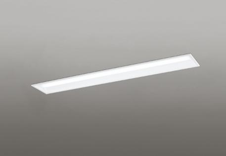 【最大44倍お買い物マラソン】オーデリック XD504014P1D(LED光源ユニット別梱) ベースライト LEDユニット型 非調光 温白色 下面開放型(幅190) FLR40W相当