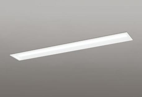 【最安値挑戦中!最大25倍】オーデリック XD504008P1D(LED光源ユニット別梱) ベースライト LEDユニット型 非調光 温白色 下面開放型(幅150) FLR40W相当