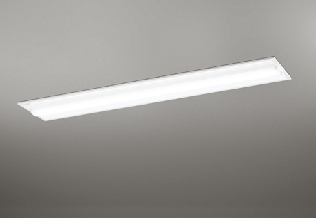 【最安値挑戦中!最大25倍】オーデリック XD504020P6B(LED光源ユニット別梱) ベースライト LEDユニット型 非調光 昼白色 Cチャンネル回避型 Hf32W高出力×2灯相当