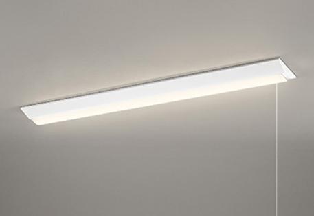 【最大44倍お買い物マラソン】オーデリック XL501105P1E(LED光源ユニット別梱) ベースライト LEDユニット型 非調光 電球色 逆富士型(幅230:プルスイッチ付)