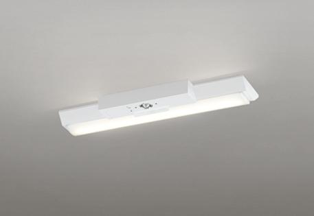 【最安値挑戦中!最大25倍】オーデリック XR506001P1E(LED光源ユニット別梱) 非常灯・誘導灯 LEDユニット型 非調光 電球色 リモコン別売 逆富士型(幅150)