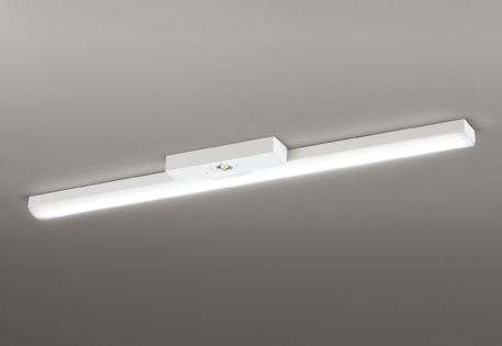 【最安値挑戦中!最大25倍】オーデリック XR506008P4B(LED光源ユニット別梱) 非常灯・誘導灯 LEDユニット型 非調光 昼白色 リモコン別売 トラフ型