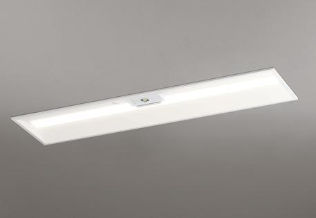 【最大44倍お買い物マラソン】オーデリック XR507011P2E(LED光源ユニット別梱) 非常灯・誘導灯 LEDユニット型 非調光 電球色 リモコン別売 下面開放型(幅300)