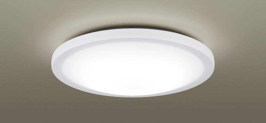 【最安値挑戦中!最大25倍】パナソニック LGC41127 シーリングライト 天井直付型 LED(昼光色~電球色) リモコン調光・調色 カチットF ~10畳 模様入り