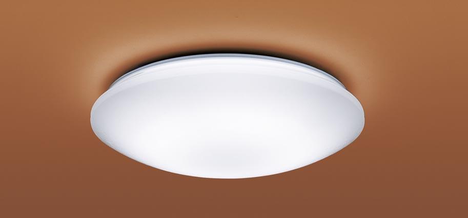 【最安値挑戦中!最大25倍】パナソニック LGC41162 シーリングライト 天井直付型 LED(昼光色~電球色) リモコン調光・調色 カチットF ~10畳 模様入り