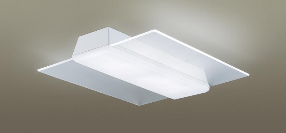 【最安値挑戦中!最大25倍】パナソニック LGC48200 シーリングライト 天井直付型 LED(昼光色~電球色) リモコン調光・調色 カチットF パネル付型 ~10畳 ホワイト