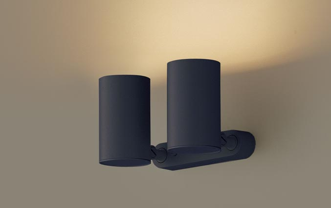 【最安値挑戦中!最大25倍】パナソニック LGS3331LLE1 スポットライト LED (電球色) 天井直付型・壁直付型・据置取付型 美ルック 集光24度 ブラック