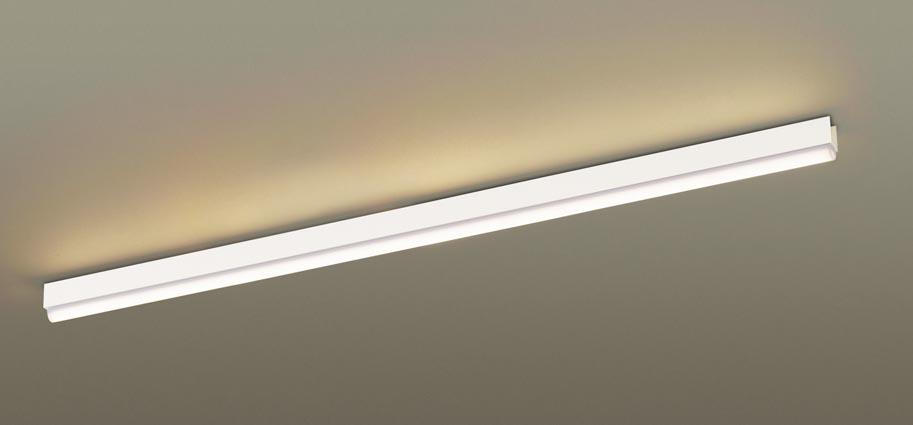 【最安値挑戦中!最大24倍】パナソニック LGB50611LB1 建築化照明器具 天井・壁直付 据置取付型 LED(電球色) 拡散 調光(ライコン別売) L1200 [∀∽]