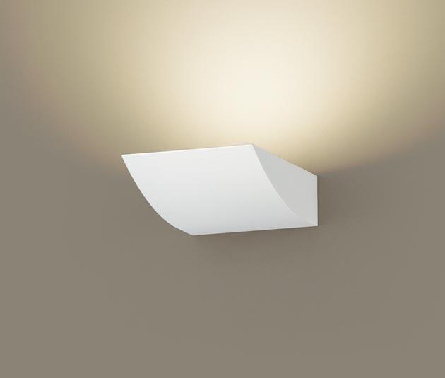 【最安値挑戦中!最大25倍】パナソニック LGB81662WLB1 ブラケット 壁直付型 LED(電球色) 美ルック 60形電球1灯相当 拡散 調光 ホワイト
