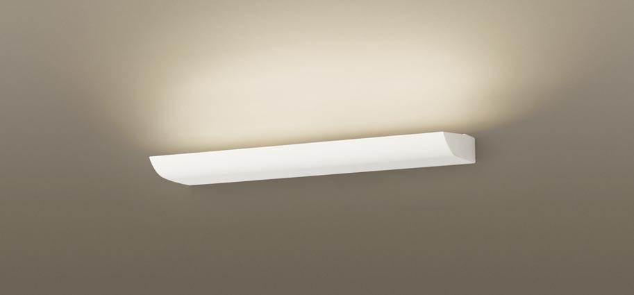 【最安値挑戦中!最大25倍】パナソニック LGB81718LB1 ブラケット 壁直付型 LED(温白色) 美ルック 拡散 建築化照明用 調光(ライコン別売) L600 ホワイト