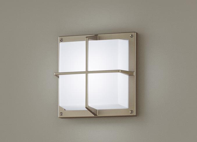 【最大44倍スーパーセール】パナソニック LGW85245YCE1 エクステリアポーチライト 天井・壁直付型 LED(昼白色) 拡散・密閉・防雨型