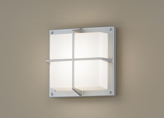 【最安値挑戦中!最大25倍】パナソニック LGW85246SCE1 エクステリアポーチライト 天井・壁直付型 LED(温白色) 拡散・密閉・防雨型
