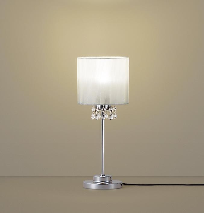 【最安値挑戦中!最大25倍】パナソニック SC427 スタンド 卓上型 LED(電球色) 中間スイッチ付・転倒スイッチ付(転倒時消灯) 白熱電球40形1灯器具相当