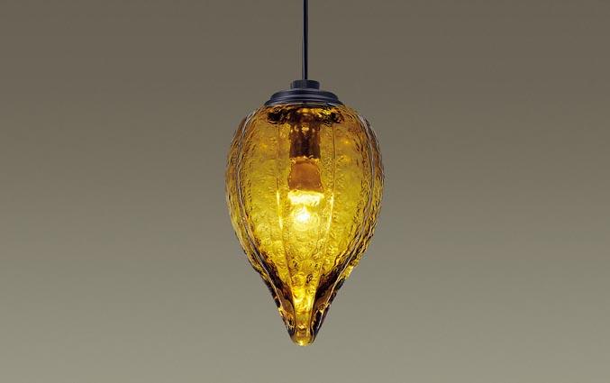 【最安値挑戦中!最大25倍】パナソニック LGB15023K ダイニング用ペンダント 吊下型 LED(電球色) ガラスセード・直付タイプ 白熱電球25形1灯器具相当 [∀∽]