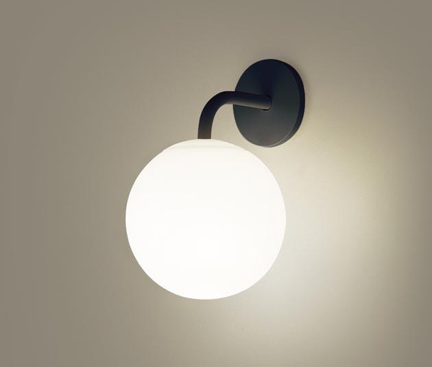 【最大44倍スーパーセール】パナソニック LGB71531BZ ブラケット 壁半埋込型 LED(電球色) MODIFY(モディファイ) 白熱電球25形1灯器具相当 ブラック