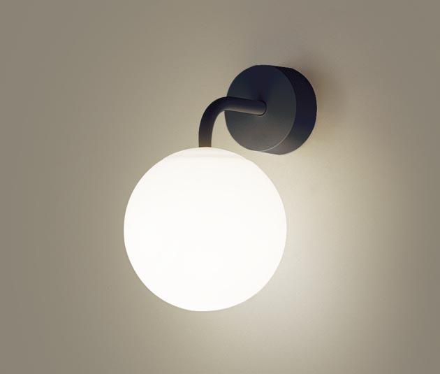 【最大44倍スーパーセール】パナソニック LGB81531BZ ブラケット 壁直付型 LED(電球色) MODIFY(モディファイ) 白熱電球25形1灯器具相当 ブラック
