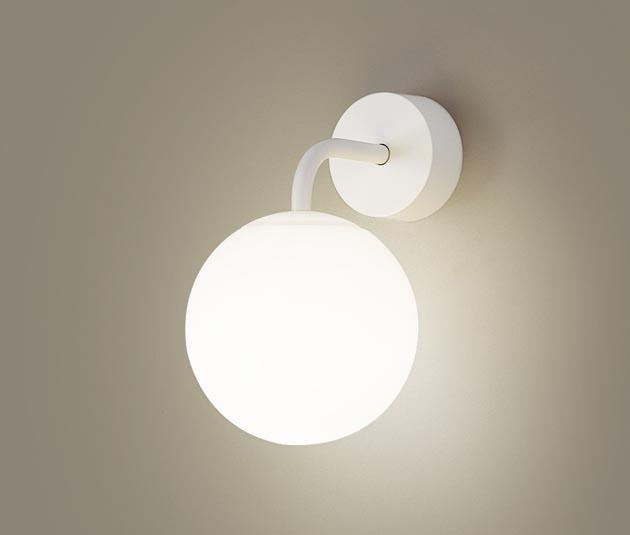 【最大44倍スーパーセール】パナソニック LGB81531WZ ブラケット 壁直付型 LED(電球色) MODIFY(モディファイ) 白熱電球25形1灯器具相当 ホワイト
