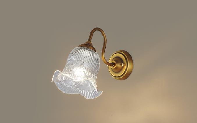 【最安値挑戦中!最大25倍】パナソニック LGB81553K ブラケット 壁直付型 LED(電球色) 白熱電球40形1灯器具相当