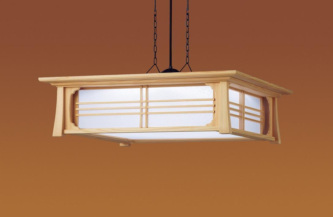 【最安値挑戦中!最大25倍】照明器具 パナソニック LGBZ8206 ペンダントライト 直付吊下型 LED リモコン調光 リモコン調色/~12畳/匠のあかり ランプ同梱 [∽§]