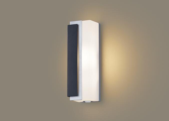 【最大44倍スーパーセール】パナソニック LGWC80441LE1 ポーチライト LED(電球色) 拡散タイプ 防雨型・FreePaお出迎え・段調光省エネ型 パネル付型