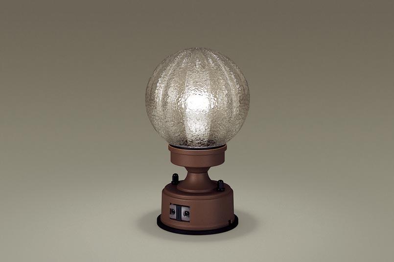 【最安値挑戦中!最大34倍】パナソニック LGWJ56935AZ 門柱灯 据置取付型 LED(電球色) 密閉型 防雨型 明るさセンサ付 白熱電球40形1灯器具相当 [∀∽]