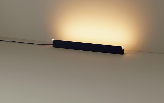 【最安値挑戦中!最大34倍】パナソニック SF055B フロアスタンド 据置型 LED(電球色) ホリゾンタルライト 美ルック フットスイッチ付 L600 ブラック [∽]