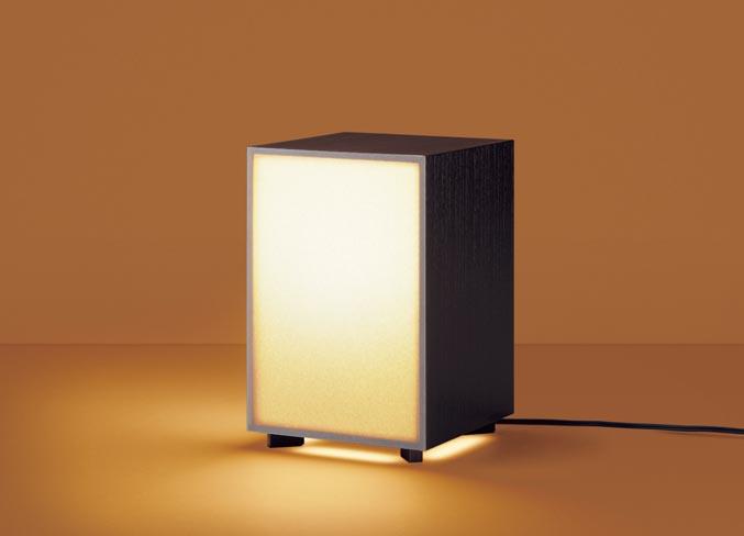 【最安値挑戦中!最大34倍】パナソニック SF999Z 和風スタンドライト 床置型 LED(電球色) フロアスタンド 中間スイッチ付 白熱電球40形1灯器具相当 ダークブラウン [∽]