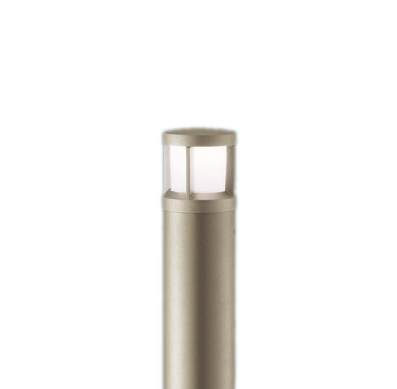 【最安値挑戦中!最大24倍】パナソニック XLGE531YLU エントランスライト 地中埋込型 LED(電球色) 防雨型/地上高500mm 白熱電球40形1灯器具相当 プラチナ [∽]