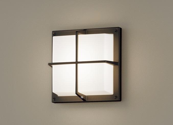 【最安値挑戦中!最大25倍】パナソニック LGW85246BCE1 エクステリアポーチライト 天井・壁直付型 LED(温白色) 拡散・密閉・防雨型