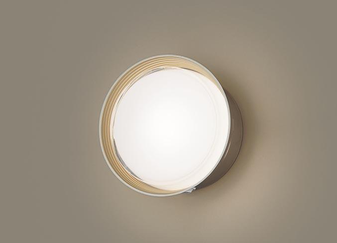 【最大44倍スーパーセール】パナソニック LGWC80310LE1 ポーチライト 壁直付型LED(電球色) 拡散 密閉防雨型 明るさセンサ付 段調光省エネ型 プラチナ
