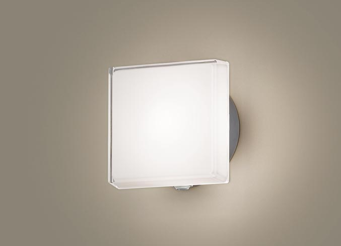 【最安値挑戦中!最大25倍】パナソニック LGWC81306LE1 ポーチライト LED(電球色) 拡散タイプ 密閉型 防雨型・FreePaお出迎え・段調光省エネ型